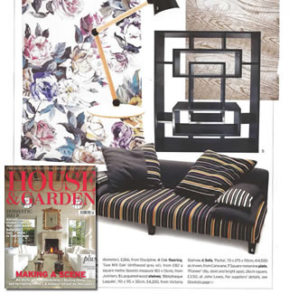 Victoria Stainow - House & Garden magazine