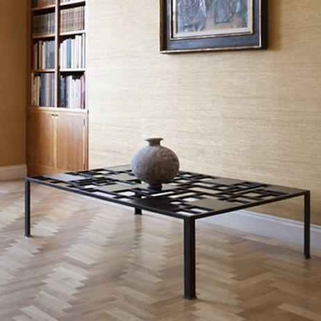 Table Mondrian